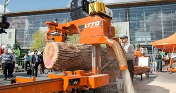 Wood-Mizer at LIGNA 2015